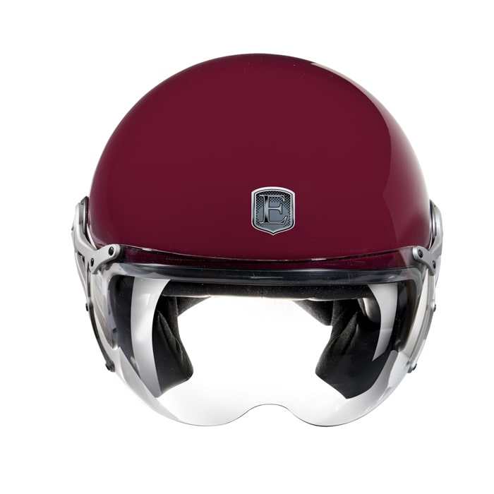 FREEWAY MARINA BURGUNDY EXKLUSIV helmet fashion style